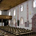 Martinskirche Müllheim Innenansicht