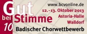 Chorwettbewerb-2013