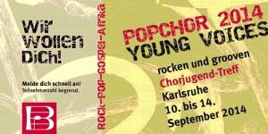 BCV Jugendchortreff 2014
